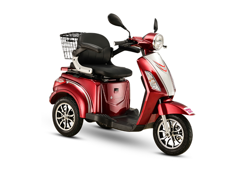 EEC 3 WHEEL ELECTRIC HANDICAP SOCCER OLD PEOPLE E-TRICYCLE