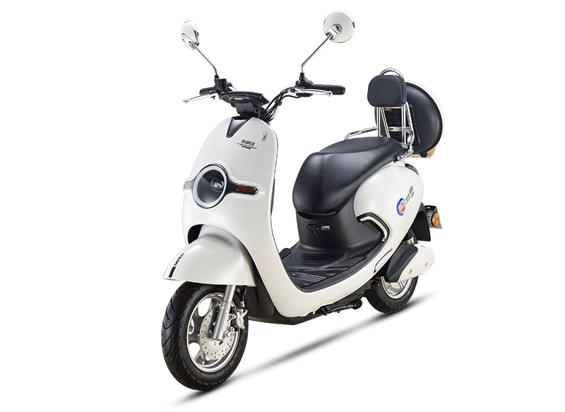 800W Powerful Extended Battery Range E-Scooter SQ007