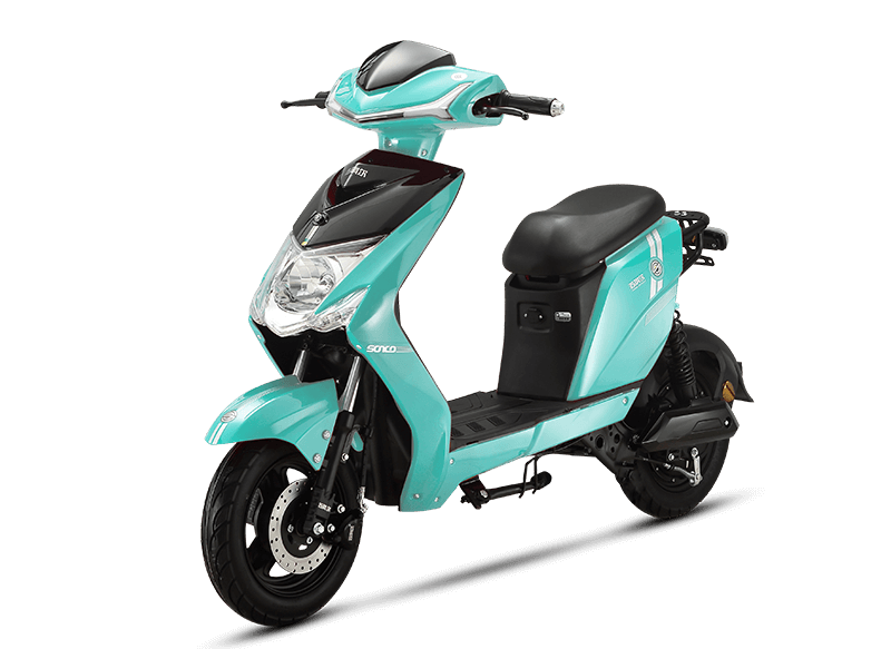 Stronger Sporty Electric Scooter TDT805Z