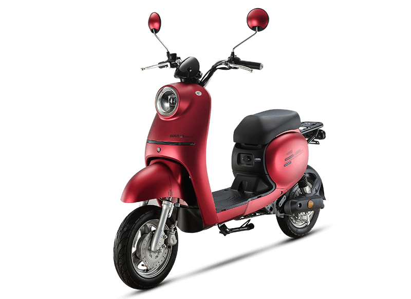 Practical and Good-Looking Electric Scooter TDT810Z
