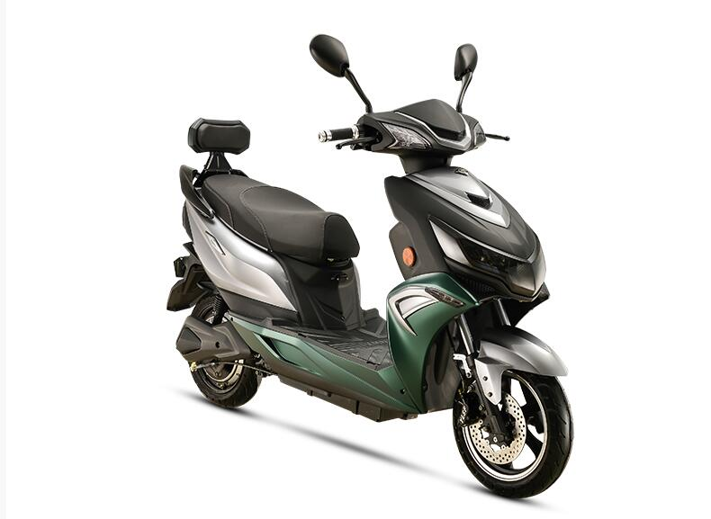 Features Of Electric Motorbike With Brushless Motor