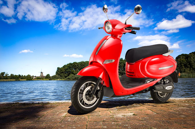 2019 Spring/Summer International Fashion Color Release For Electric Scooter