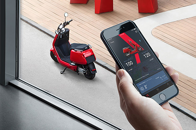 Two New Scooters Connected In Europe