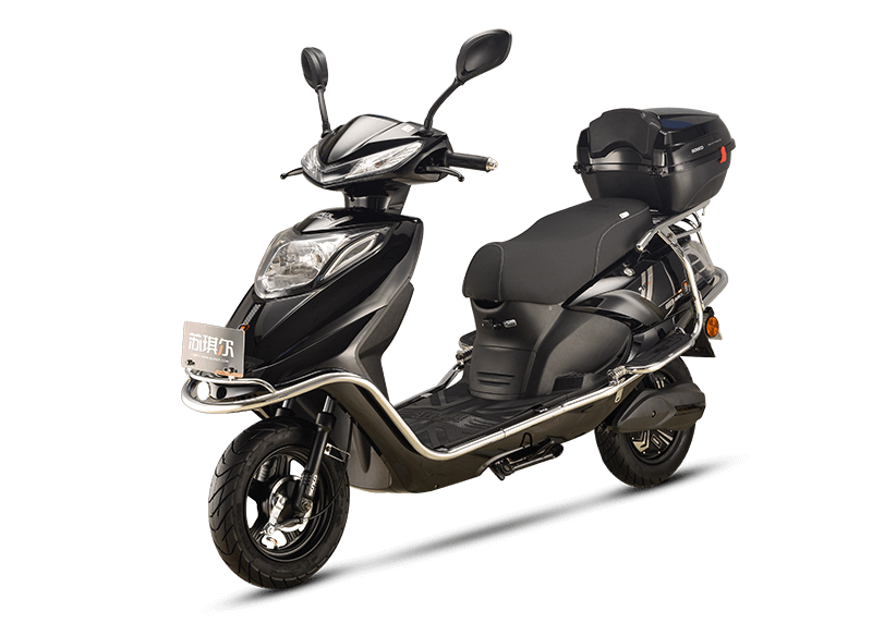 800W Powerful 3-Speed Sporty Electric Scooter SQ004